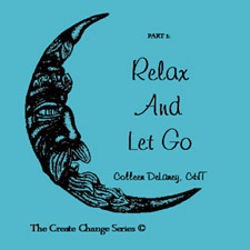 Relax and Let Go CD cover